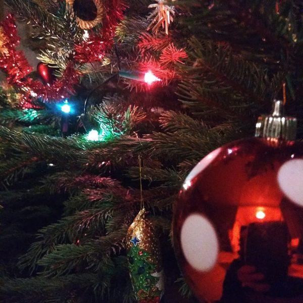 Anglické Vánoce